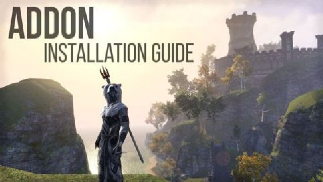 ESO addon Installation Guide - How to install Addons for the Elder Scrolls Online