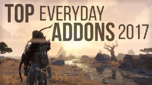 ESO addons - TOP Everyday Addons for the Elder Scrolls Online