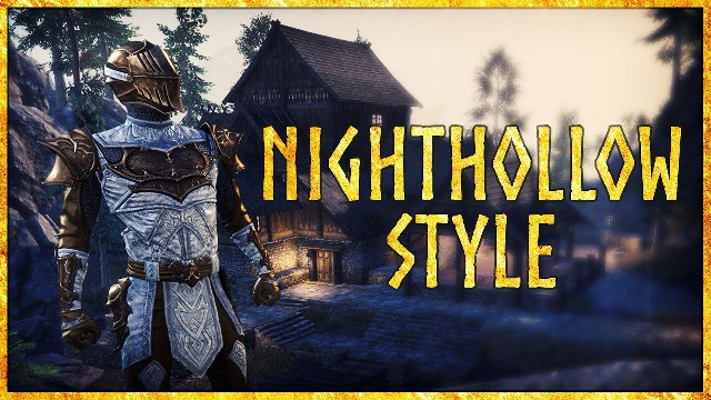 ESO Nighthollow Style