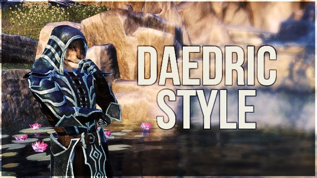 ESO Daedric Style - Showcase of the Daedric Motif in The Elder Scrolls Online