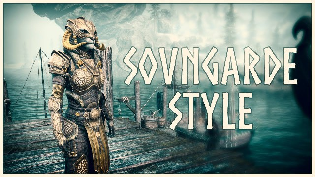 ESO Sovngarde Style - Lost Treasure of Skyrim Event