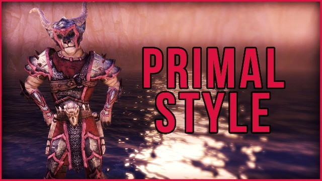ESO Primal Style - Showcase of the Primal Motif in The Elder Scrolls Online