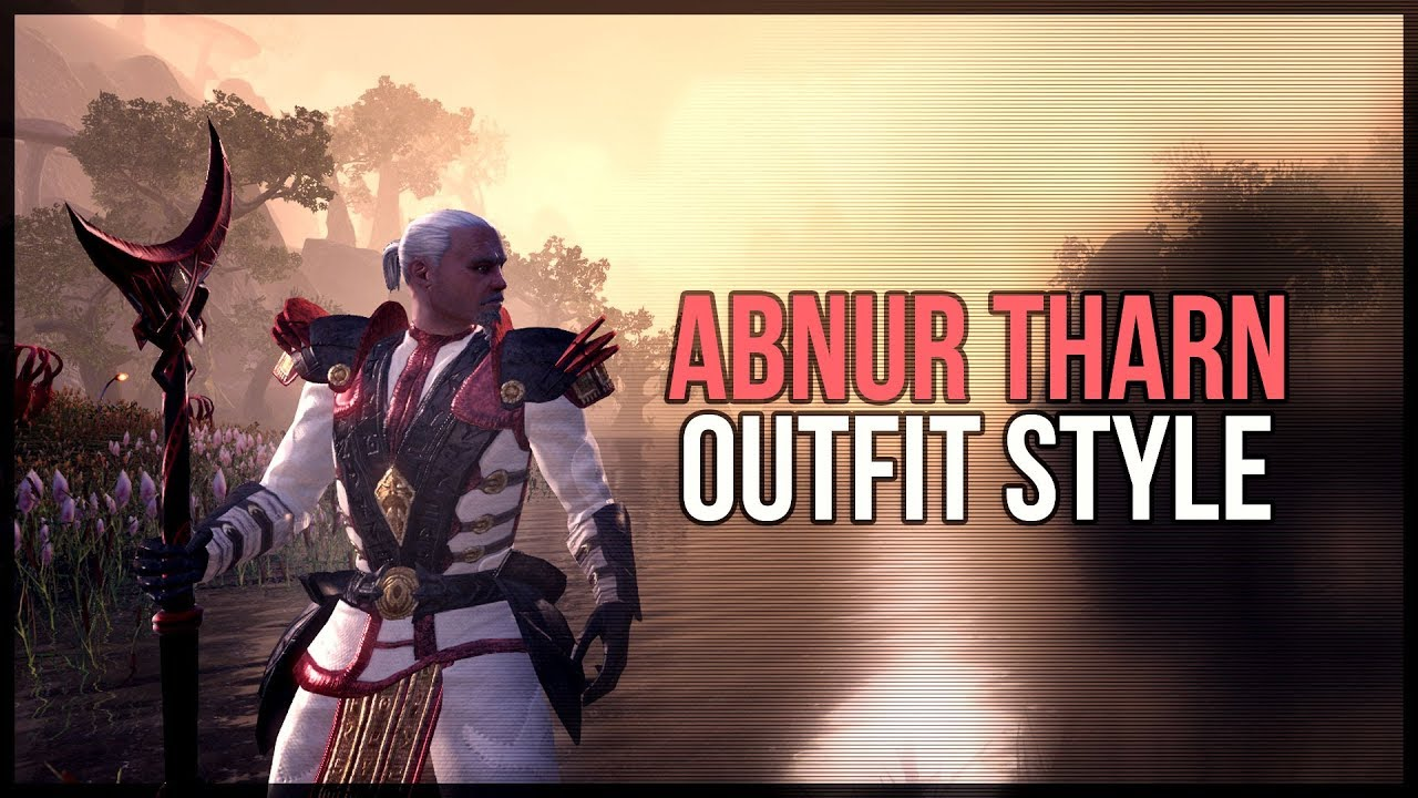 ESO Abnur Tharn Outfit Style